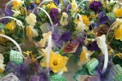 Oct 30 May day bouquets