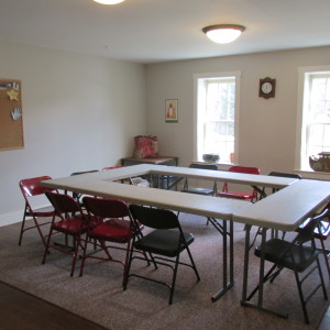 Community room photo